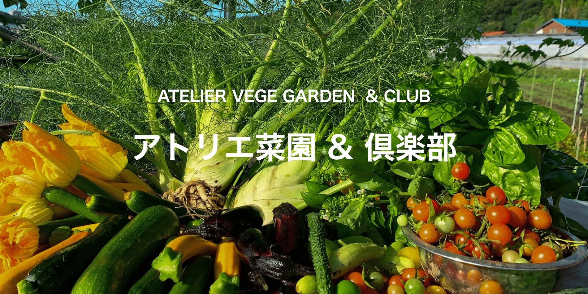 アトリエキッチン菜園・アトリエ菜園倶楽部