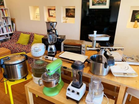 調理器具・備え付けの設備